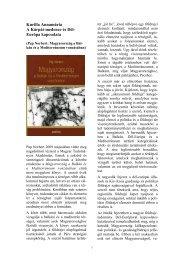 A Kárpát-medence és Dél-Európa kapcsolata 129 KB PDF ... - Grotius