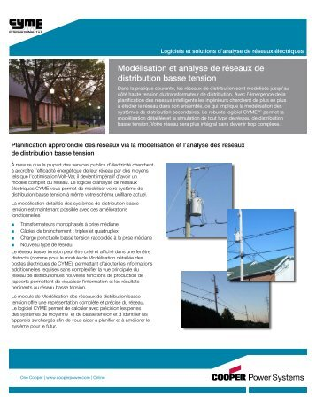 Brochure - Cyme International
