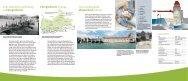 Flyer zum Wasserkraftwerk Laufenburg - EnergieDienst AG