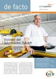 Visionen der automobilen Zukunft - Swisspower