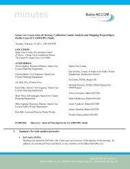 Santa Cruz Kick-Off Meeting Minutes - FEMA Region 9
