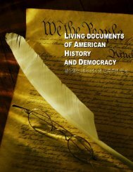 Living-History-of-American-History-and-Democracy