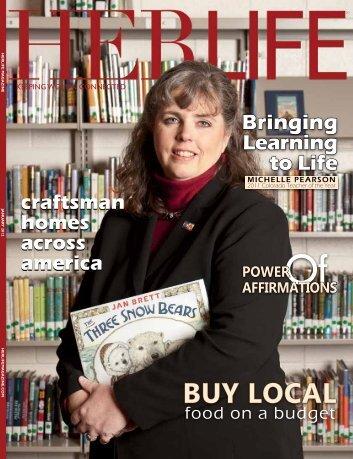 BUY LOCAL - HER LIFE Magazine