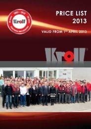 accessories - Kroll GmbH