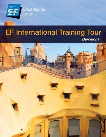 EF International Training Tour - EF Educational Tours