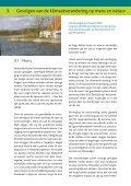Natuurlijke klimaatbuffers: het belang van natuur in de ... - Natuurpunt - Page 5