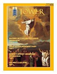 matthew mccaughey diaconate ordination angie ducote retirement