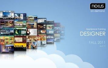 Designer Mode Training Document – Download PDF - Nexus On ...