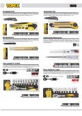 Katalog orodja in pripomočkov - SAS Celje - Page 7