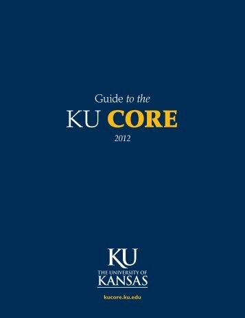 KU CORE - The University of Kansas
