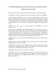 Purchasing Terms and Conditions - PDF download - Hadleigh ...