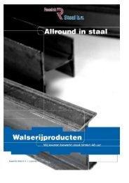 Walserijprijzen Reesink Staal b.v. 11 januari 2013 - MetaalNieuws
