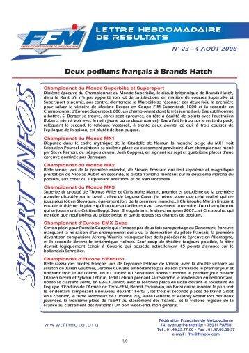 sport infos_23.qxd - Moto Station