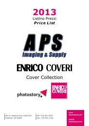 Cover Collection - APS Imaging Solutions
