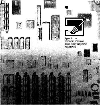 Apple Service Technical Procedures - Cross Family ... - Asimov.net
