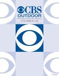 COLUMBUS, GA - CBS Outdoor