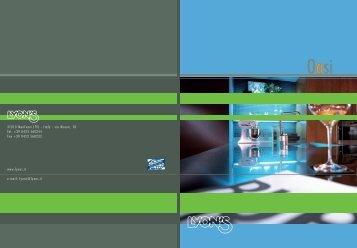 31010 Monfumo (TV) - Italy - via Muson, 18 Tel. +39 0423 560244 ...