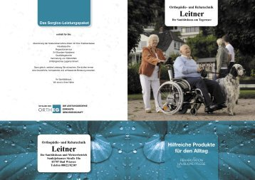Leitner Leitner - Behindertenkompass