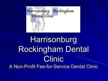 Harrisonburg Rockingham Dental Clinic - Virginia Health Care ...