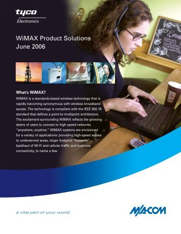 WiMax brochure_printer.qxd - RfMW