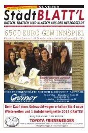 Ausgabe 10 - Zentrum Kärnten