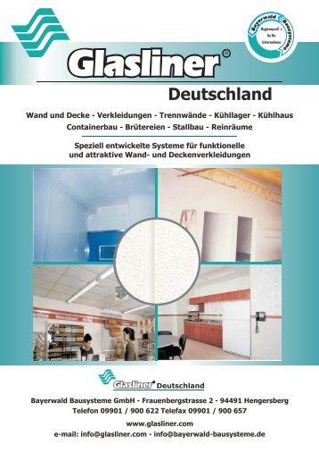 Deutschland - Isotherm