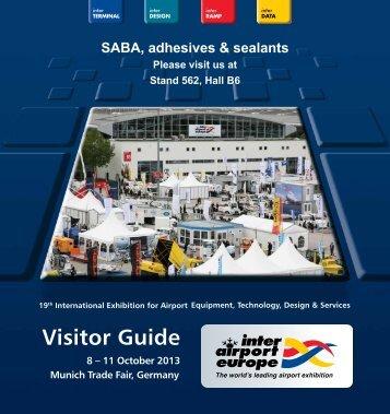 SABA, adhesives & sealants