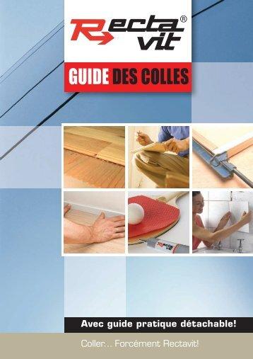 Guide des colles Rectavit - BigMat