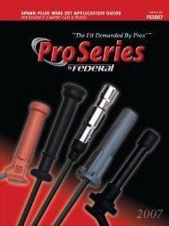 Pro Series - BLUESTREAK