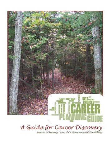A Guide for Career Discovery - Missouri Developmental Disabilities ...