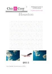 Houston - Chic & Cosy