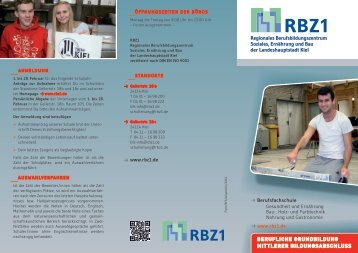 Infos - RBZ1