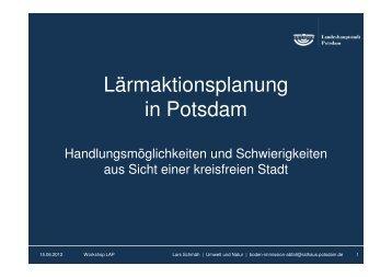 Vortrag Lars Schmäh