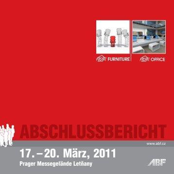 ABSCHLUSSBERICHT - For Furniture
