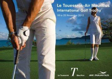 Le Touessrok-Air Mauritius