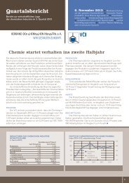 Quartalsbericht 03/2013 - VCI Nord