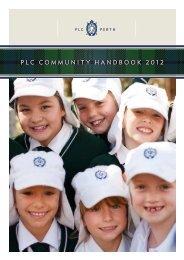 plc community handbook 2012 - Aussiehome