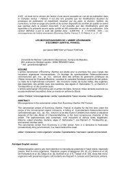 AVIS : ce texte est la version de l'auteur d'une œuvre acceptée en ...