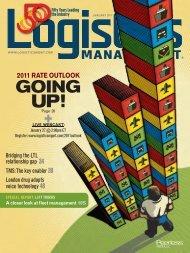 Logistics Management - January 2011
