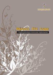 Manual för Lupparbete - Ungdomsstyrelsen