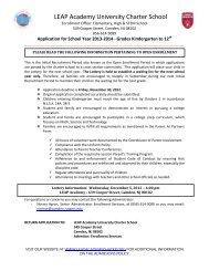 New student application 2013-2014 .pdf - LEAP Academy University ...