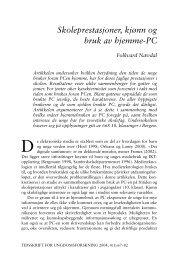 Last ned pdf (Nævdal TFU 1/04) - Nova