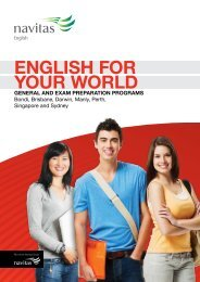 General English Brochure - GOstralia