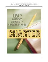LEAP_Consolidated _Charter.pdf - LEAP Academy University ...