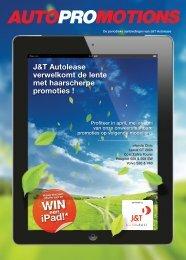 iPad!* - J&T Autolease