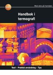 Handbok i termografi - Nordtec Instrument AB