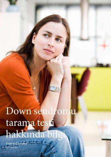 Down sendromu tarama testi hakkında bilgi - Verloskundigen ...