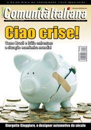 Como Brasil e Itália enfrentam a situação ... - Comunità italiana