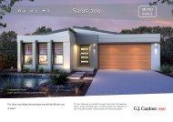 Saros 209 - G.J. Gardner Homes