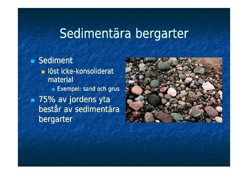 numerisk datering geologi